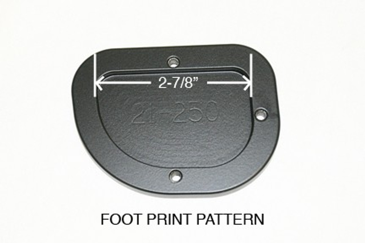 Sidestand Foot plate Enlarger BMW  F650GS Twin & F700GS Factory Lowered