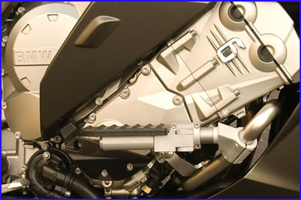 Highway Pegs for OEM Engine Bars K1600GT K1600GTL K1600GTLE up to 2016