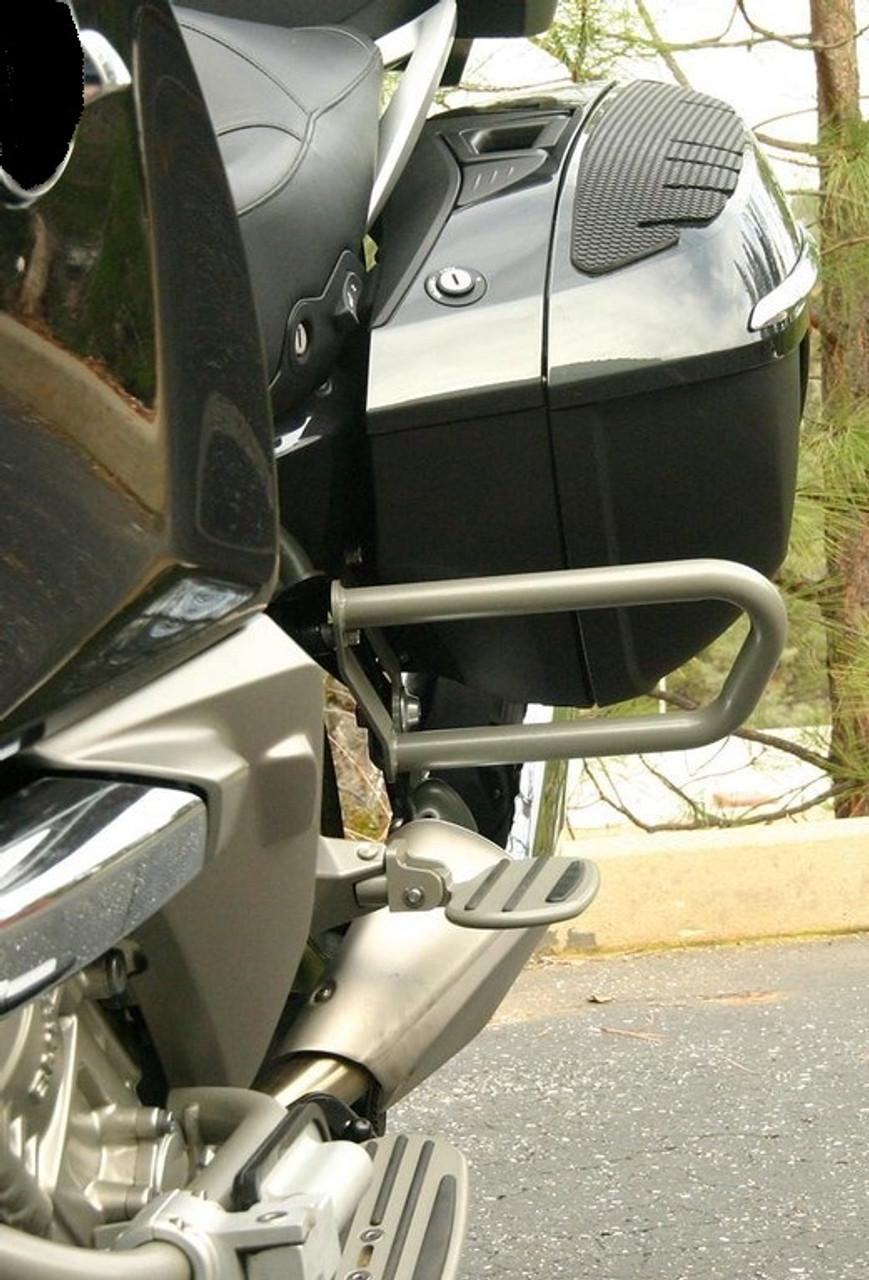 Rear Guard Bar Silver for BMW K1600GT K1600GTL K16000GTLE