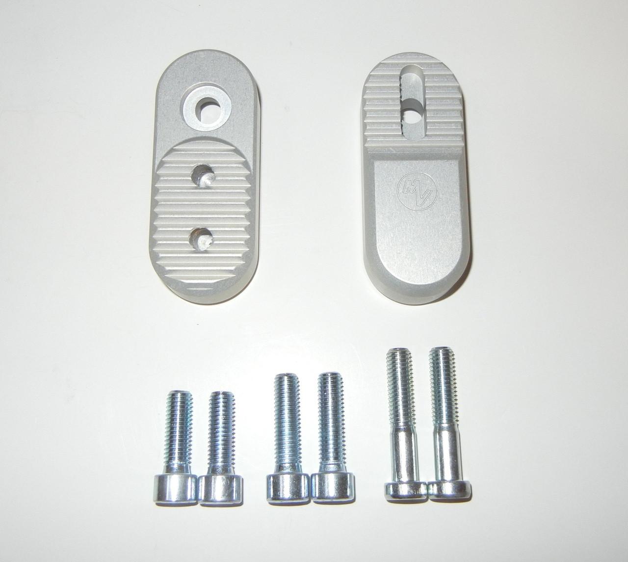 30mm Handlebar Riser Bar Backs  for BMW K1200RS