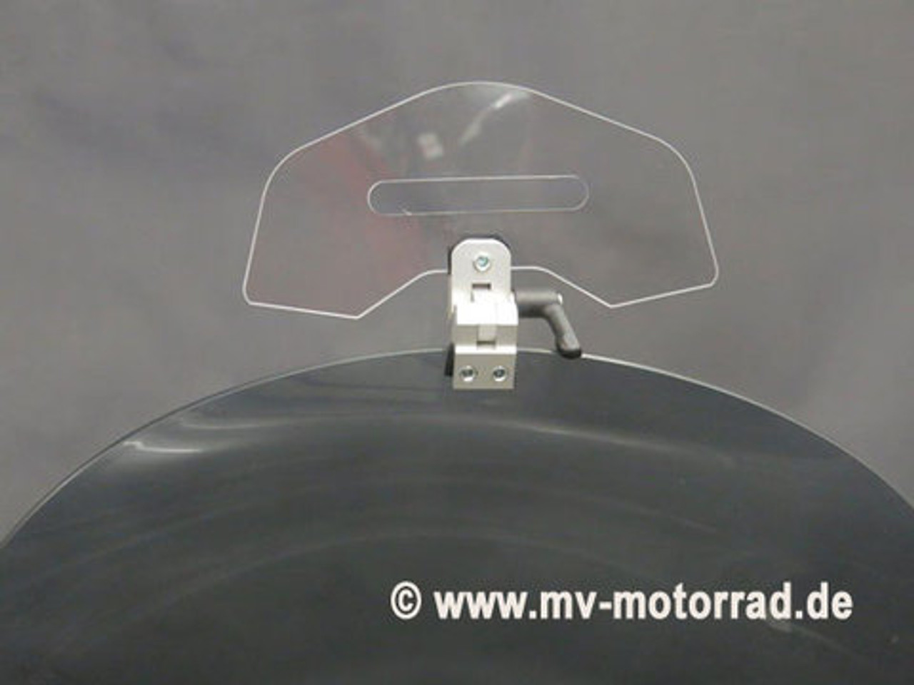 Top Air Shield - Extends for Windscreen EZ on and off