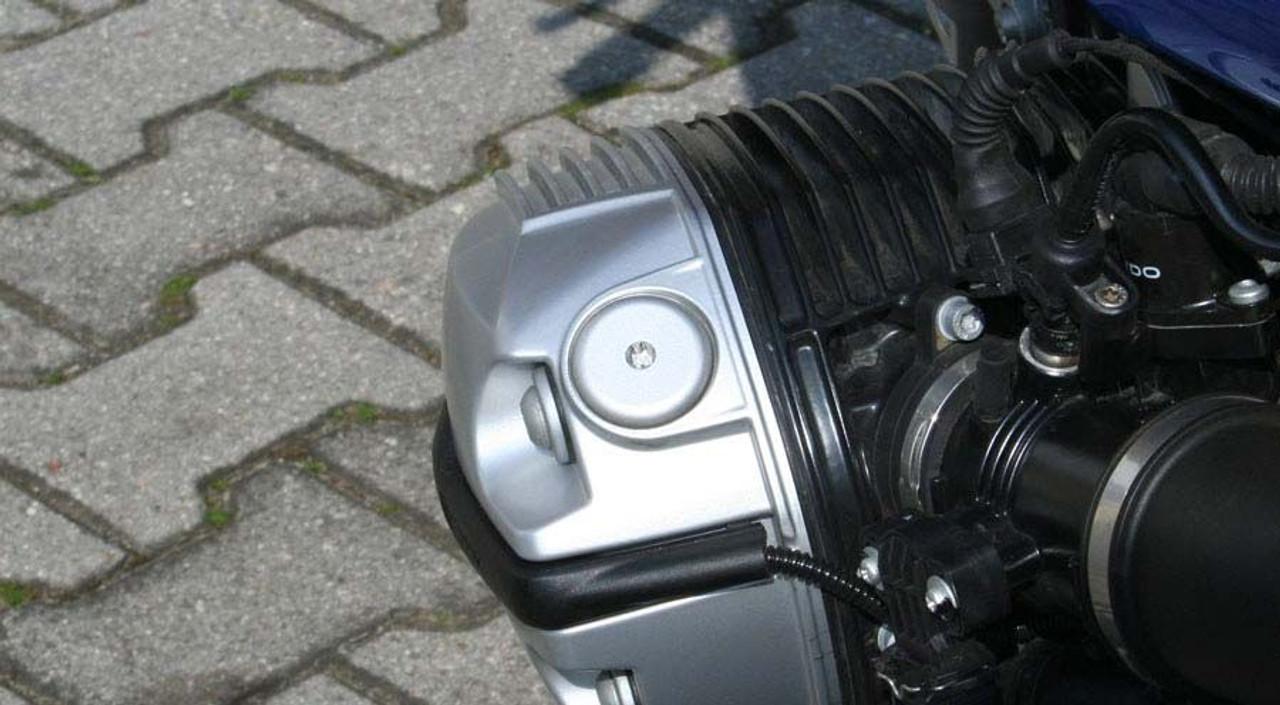 Basic Oil Fill Plug Polishded for BMW R1200 (not R12C)