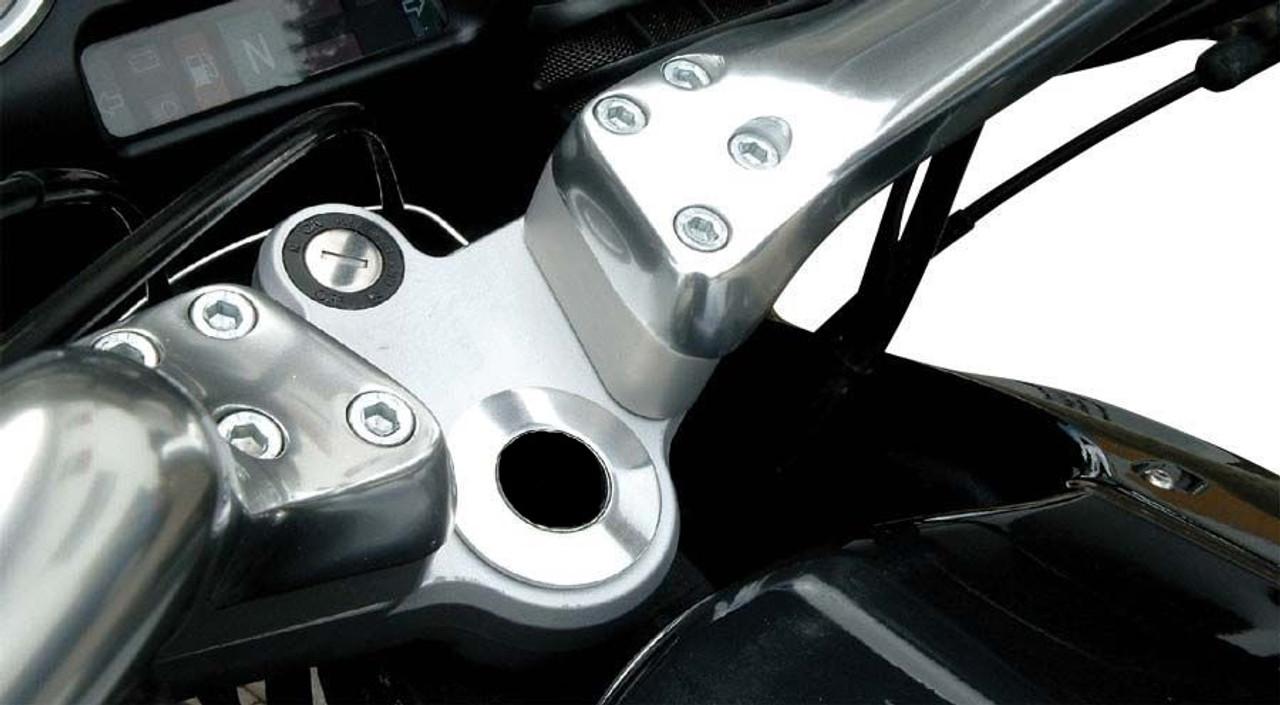 25mm Handlebar Riser Plates for R1200RT 10-13