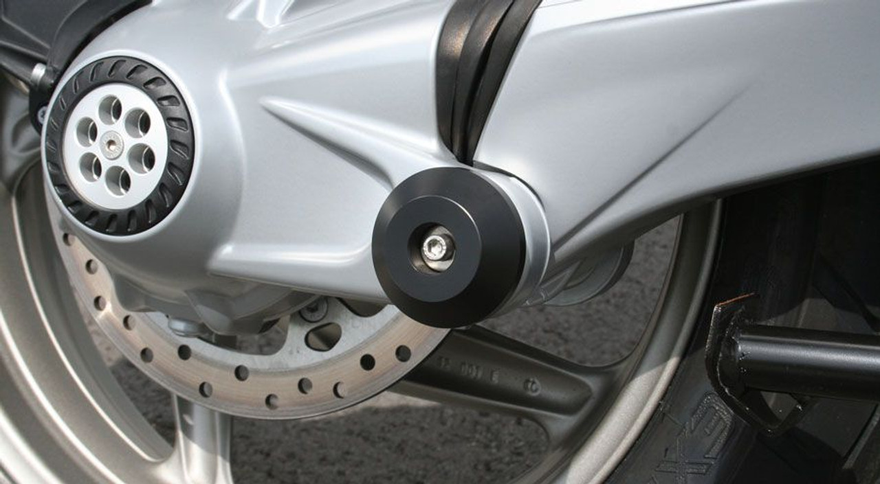 Axle Pivot Protector Slider Most R1200 & K1200 (06+) K1300 (see bike in description)