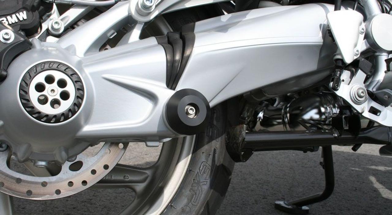 Axle Pivot Protector Slider Most R1200 & K1200 (06+) K1300 (see bike in description)