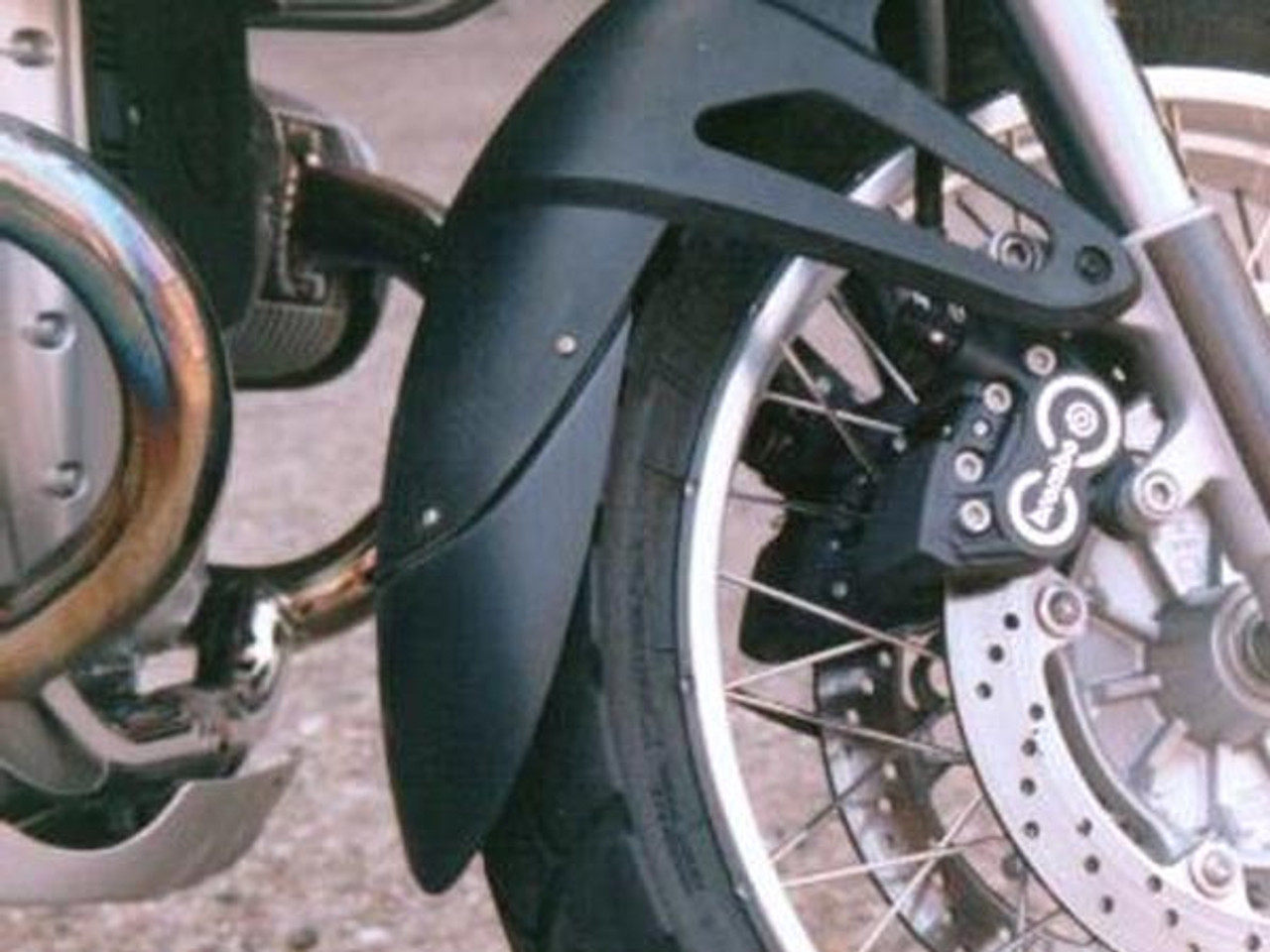 Front Fender Extender F800GS 2008-on