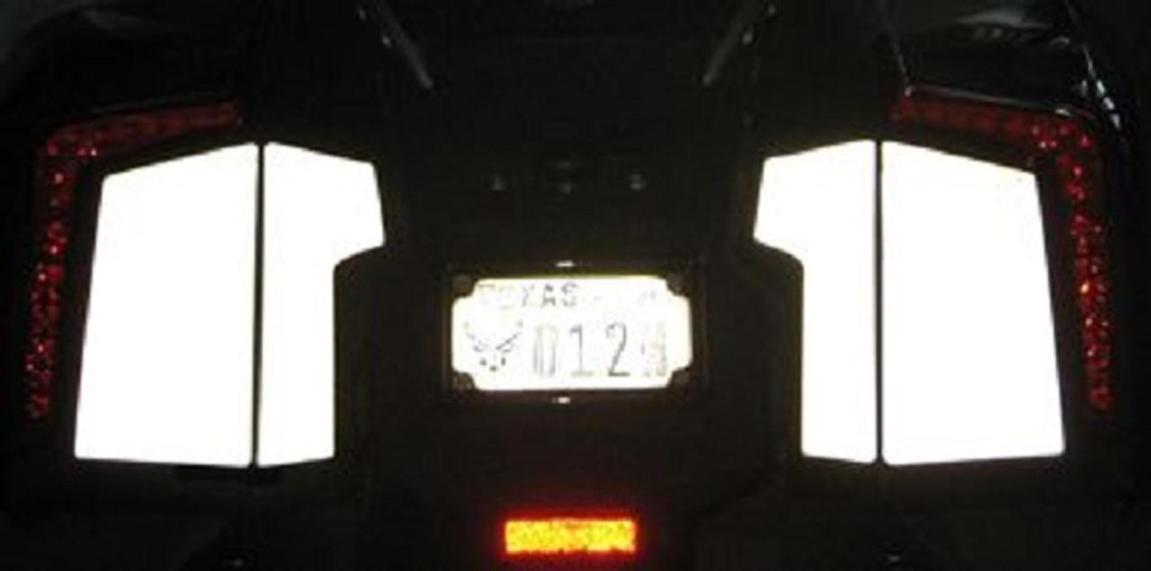 Side Bag Reflective Tape Kit for BMW K1600B Bagger