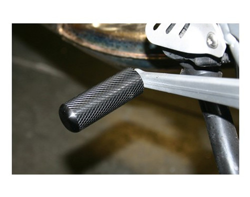 Shift Lever Enlargement in Black