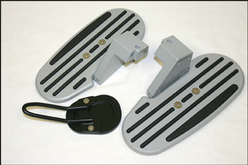 Driver Sportboard Floorboard & Stand foot COMBO for BMW R1200RT (05-13)