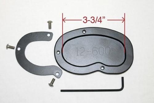 Motorcycle Sidestand Foot plate Enlarger K1200LT LTC
