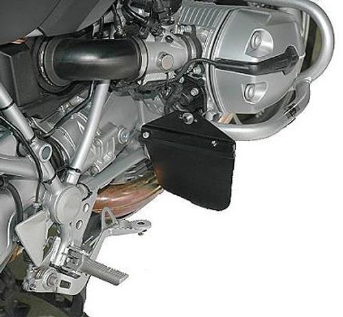 Engine Mount Splash Guards fits many R1200 R1150 R1100 for Hepco-Becker bars