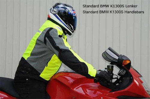"Handlebar Riser 50MM (2"") for BMW K1200S"