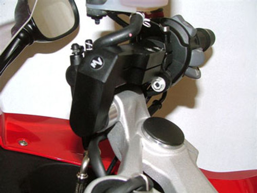 "Handlebar Riser 50mm (2"") for BMW F800S"