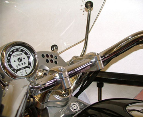 Handlebar Riser 2 Inch Move for 28mm Bars only for BMW R850C R1200C