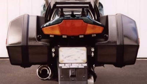 Side Bag Reflective Tape Kit for BMW R1100/50RT-RS-S System Cases