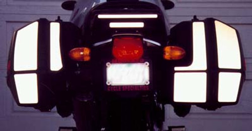 Side Bag Reflective Tape Kit for BMW R1100GS R1150GS R1150R