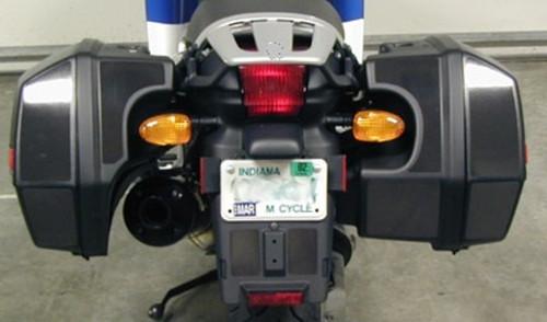Side Bag Reflective Tape Kit for BMW K1200RS