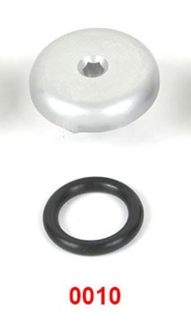 Basic Oil Fill Plug SILVER for BMW R1100 - R1150