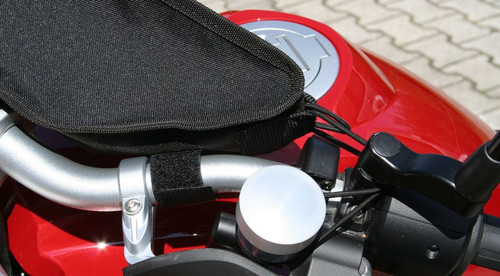 Handlebar bag Great for Dual Sports with Tubular bars