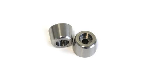 Stainless Steel Handlebar Bar End Weights 178 grams each