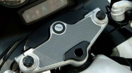 Carbon Look Top Yoke Pad for BMW R1100RS R1150RS