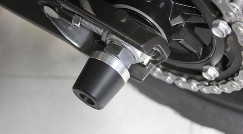 Rear Wheel Slider Protector for G310R G310GS