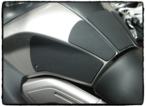 TechSpec SNAKE SKIN TANK GRIPS for BMW K1600 GT  (2011-2017)
