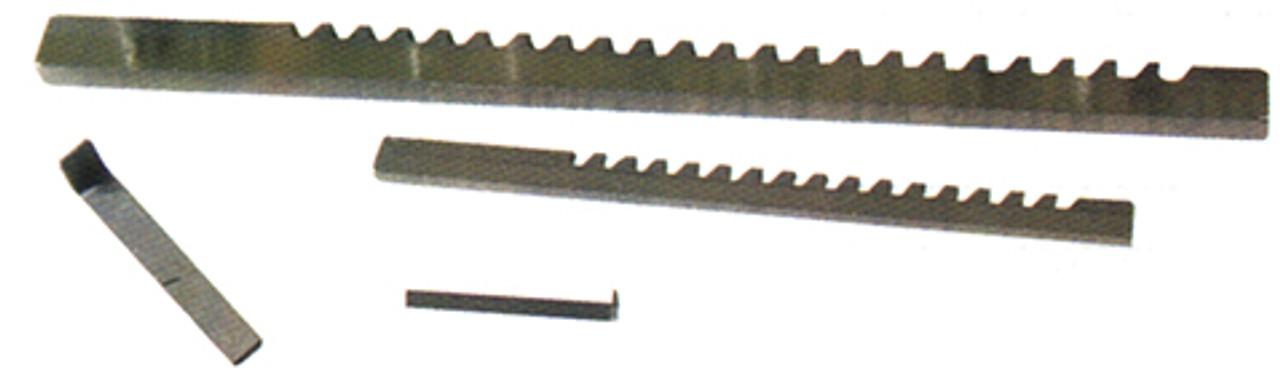 11713 Keyway Broach Cut L 5-5//16 In W 14mm