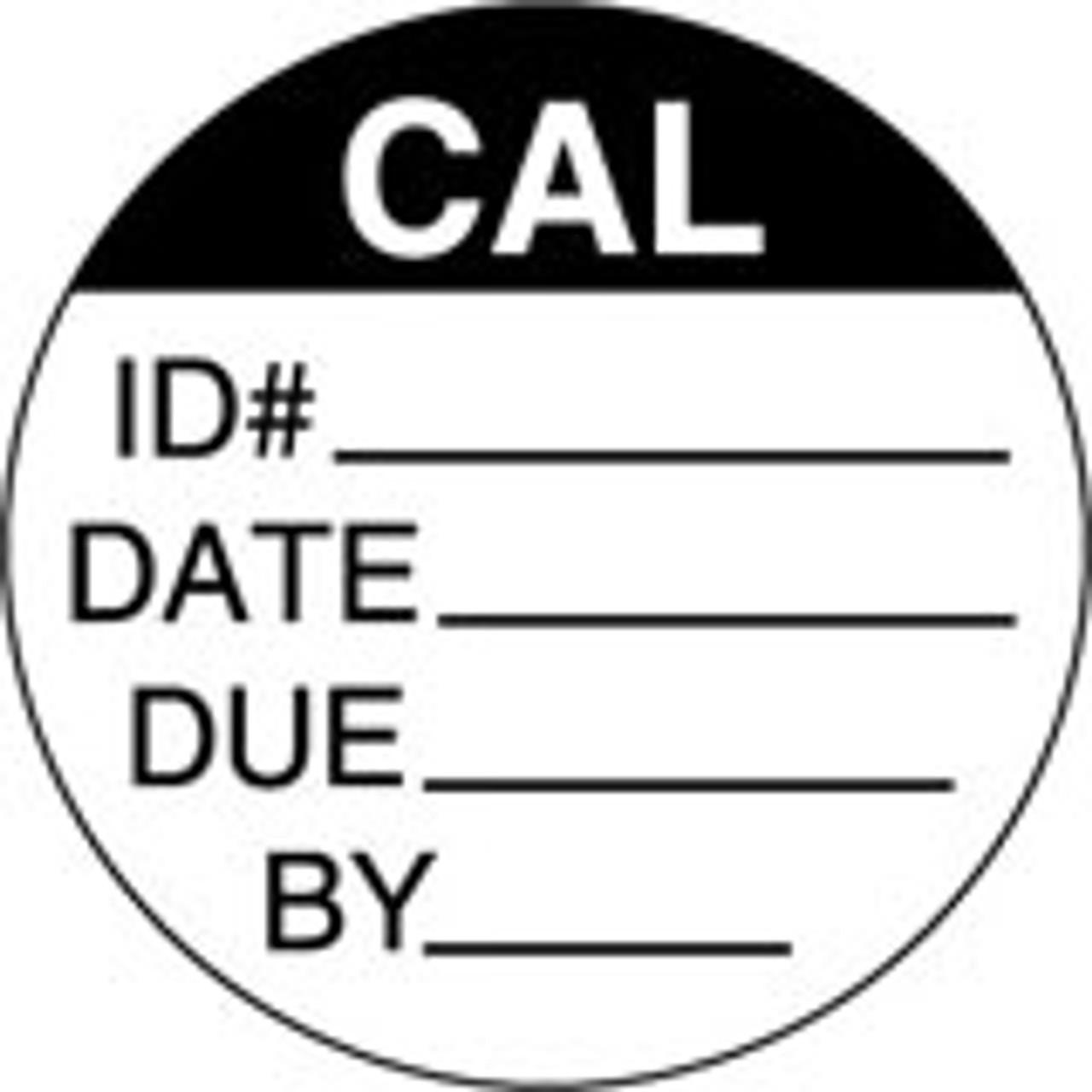 Calibration Labels image