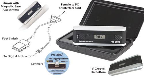 SmartTool Digital Level Protractor Inclinator PRO360 & PRO3600