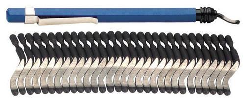 NOGA 30 Piece N1 Deburring Blade Set - 99-000-100