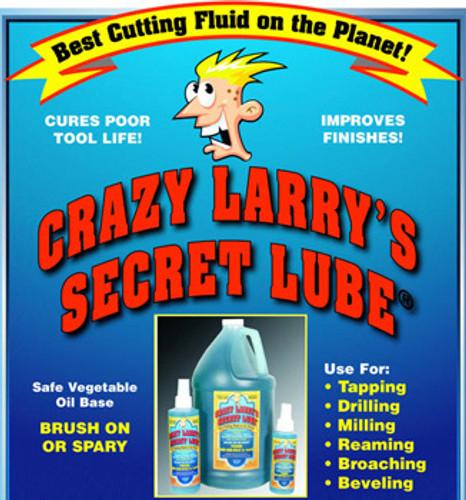 Crazy Larry's Secret Lube