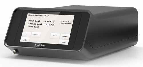 GrindoSonic MK7 The Instrument for Non-Destructive Measurements of Material - MK7