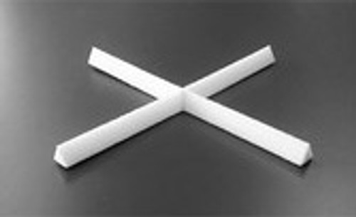 GrindoSonic Support Cross Prism torsion measurement 100mm long - LEM-SC1-06