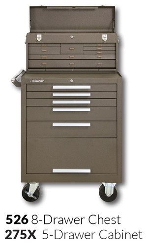 """Kennedy 275X 27"""" 5-Drawer Roller Cabinet Combinations"""