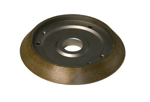 Darex 180-Grit CBN (Borazon) Sharpening Wheel - PP16050GF