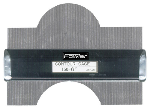 Fowler Contour Gage - 52-470-200-0
