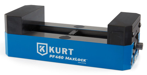 PF460 with Machinable Jaws