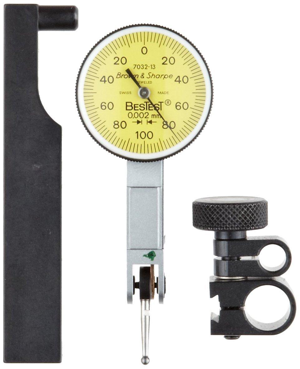 Brown /& Sharpe Dial Test Indicator 599-7032-5 for sale online