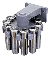 CHUNSHENN 11Pcs Precision R8 Collet Set 1//8-3//4 Inch Mill Chuck Holder R8 Collet Chuck Holder Cutting Tools
