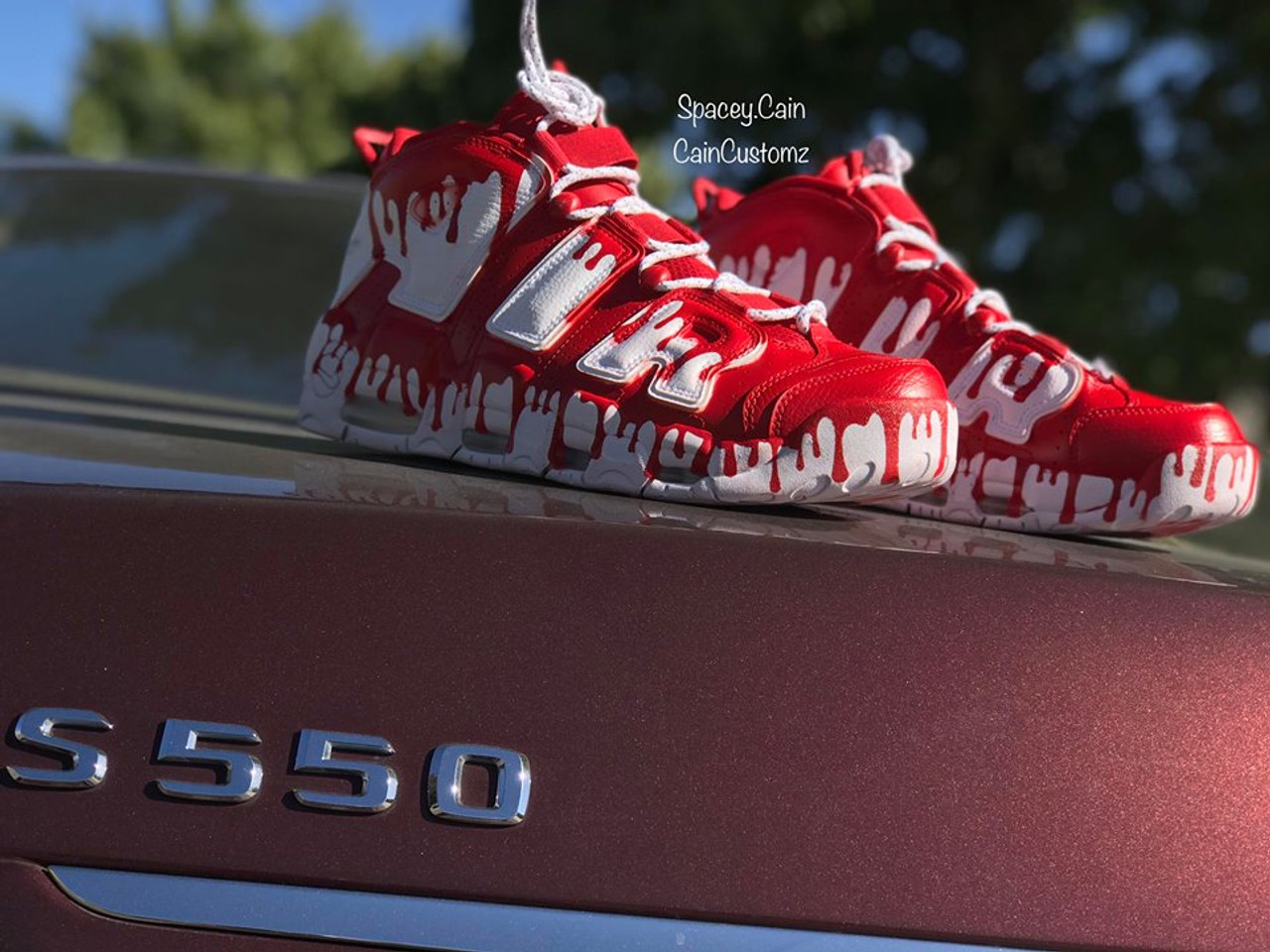 b8936b66d58a These is Bloody Shoes GS - Cain CustomZ