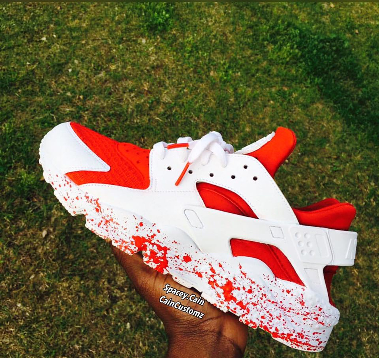 on sale 7112d 9125c Trippie Redd Huaraches Men