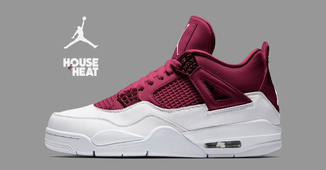 sports shoes 78f97 27ca0 Maroon 4s (House Of Heat)