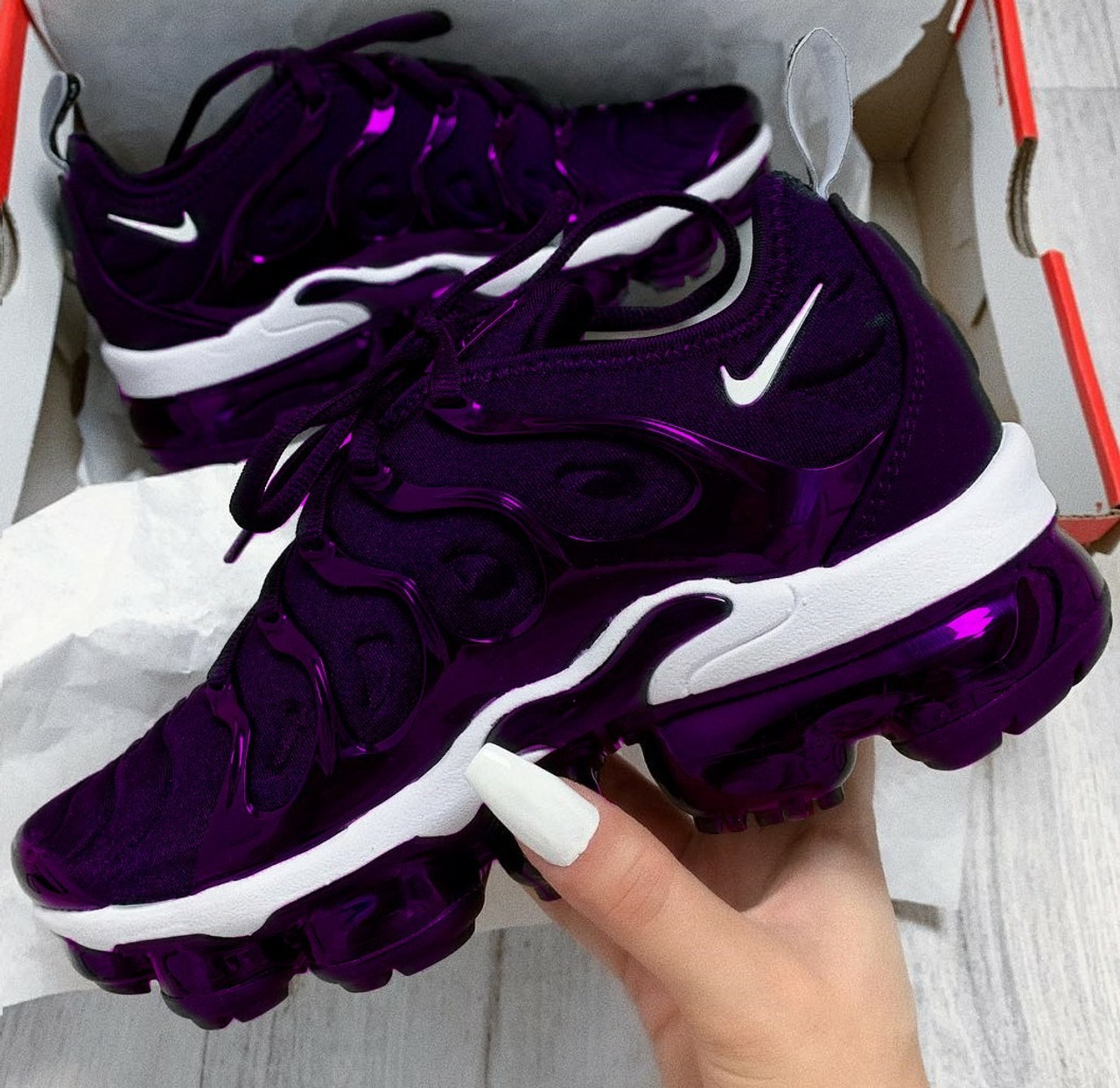 huge discount 6eaea 5bdad Purple Haze Vapor Max Plus ( GS AND MEN SIZES )
