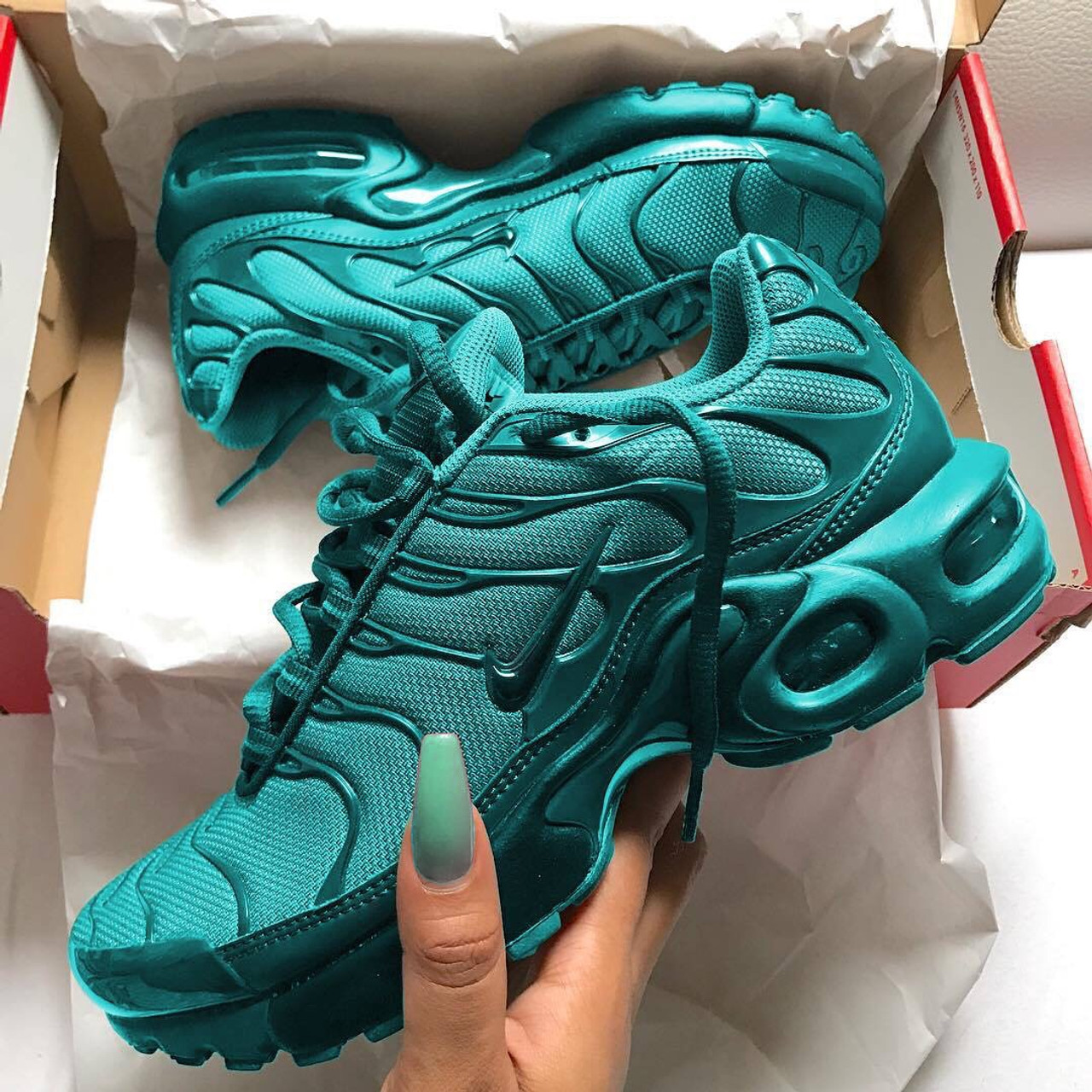 Clarity Air Max Plus ( GS AND MEN SIZES )