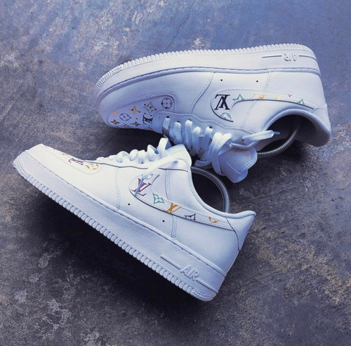 Confetti Airforces GS AND Men