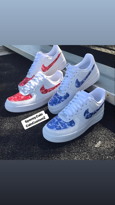 Blue Gorilla Airforces GS AND MEN SIZES