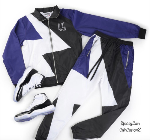 Concord TrackSuit