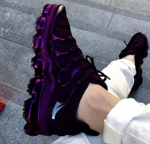 Purple Haze VaporMax Plus ( Boys to Men )