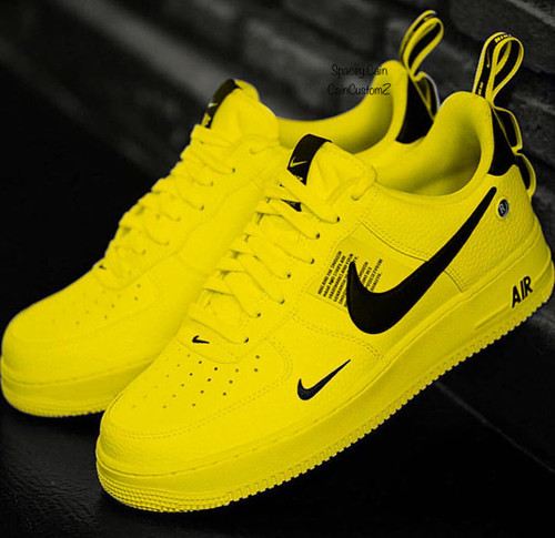 Lemon Utility Airforces GS and Men Sizes